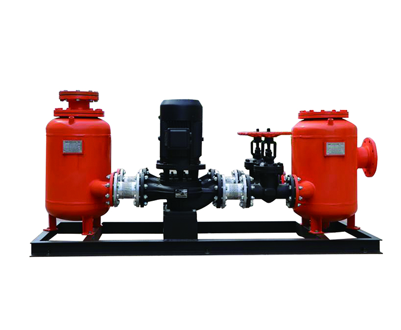 立式一体化泵组(暖通循环)