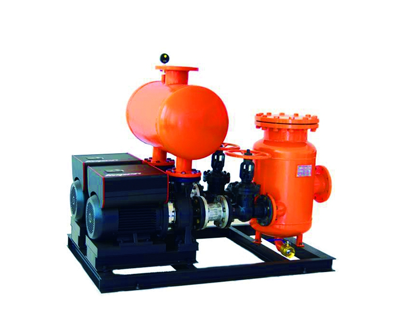 卧式一体化泵组(暖通循环)