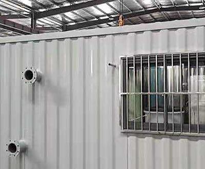 装配式泵房设备