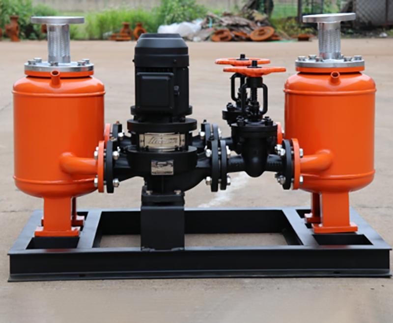 立式一体化泵组